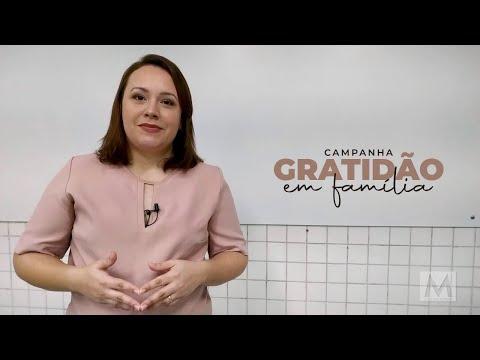 Campanha Gratidão em Família