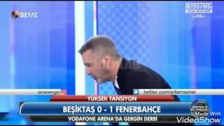 """Abdulkerim Durmaz Programı FB Marşı Ile Açtı """"olum Orda Durma, VER MARŞI SERKAN, VER MARŞI!"""""""