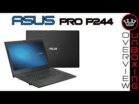 Asus P2440UQ | Powerful i7 Business Laptop | Unboxing & Overview | CUKUSA