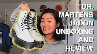 DR MARTENS JADON REVIEW! My Problems And Tips With These Shoes!