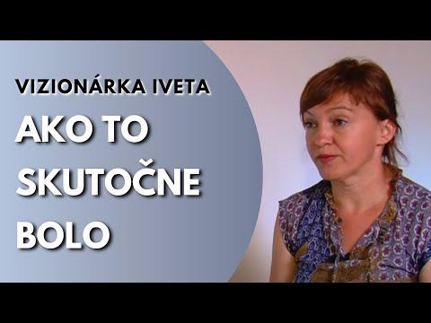 Príhovor Litmanovskej vizionárky Ivety: Spomienka na prvý deň zjavení po 30tich rokoch - prvá časť