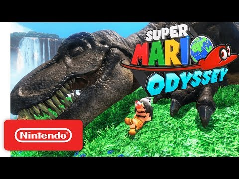 Super Mario Odyssey - Nintendo Switch - Nintendo Direct 9.13.2017