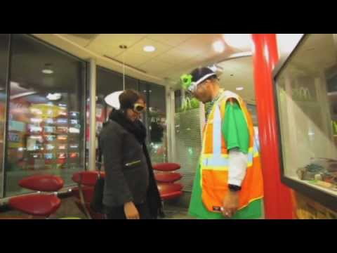 Music video shot in McDonalds!!!!!!!!