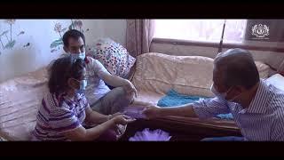 Lawatan ke PPR Desa Rejang Setapak, KL [25 Ogos 2020]