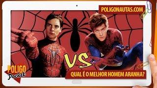 Qual é o Melhor Homem Aranha? | PoligoPocket