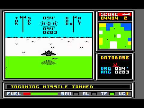 Amstrad CPC Longplay [015] Advanced Tactical Fighter
