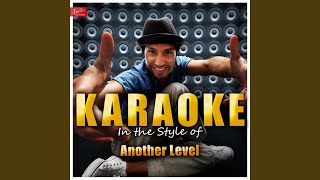 Guess I Was a Fool (In the Style of Another Level) (Karaoke Version)