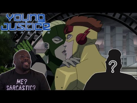 Young Justice 2x20 REACTION!! {Endgame}