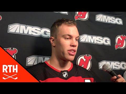 New Jersey Devils Off Season Plans: Trading Taylor Hall? Kakko or Hughes?