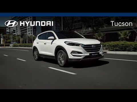 Hyundai  Tucson Паркетник класса J - рекламное видео 2