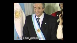 Archivo PRISMA  Asunción De Néstor Kirchner 2003