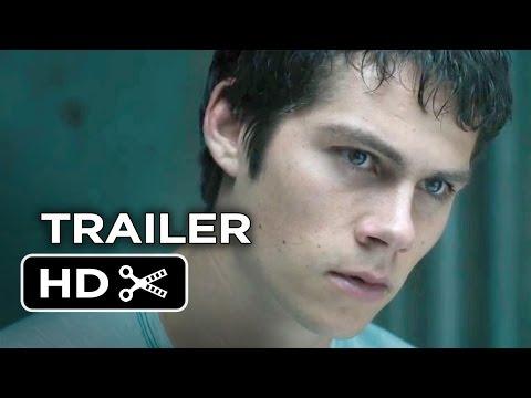 Maze Runner: The Scorch Trials Official Trailer #1 (2015) - Dylan O'Brien Movie HD