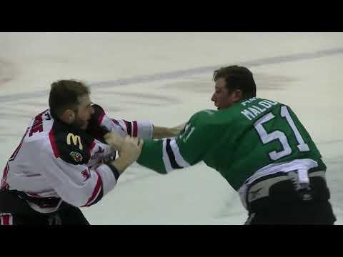 Adam Leblanc-Bourque vs. Danick Malouin