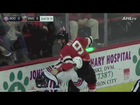 Michael McLeod vs. Scott Wilson