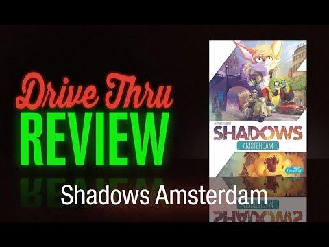"[DriveThruReview] #634: ""Shadows Amsterdam Review"""