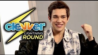 Austin Mahone Lightning Round Questions