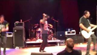 In Harm's Way/Walk - Strung Out @ House Of Blues - 28/06/2011