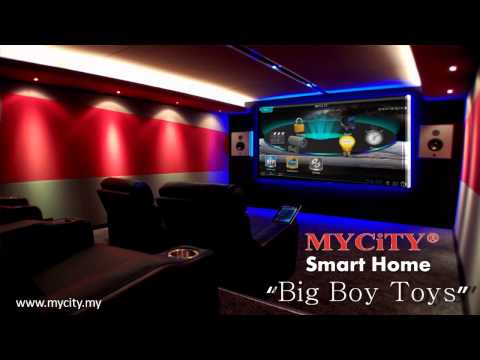 Video of MYCiTY Smart Home