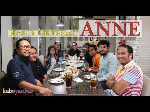 Anne's Birthday | Funny Kwentuhan