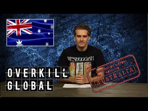 Australian Prog Metal | Overkill Global Album Reviews
