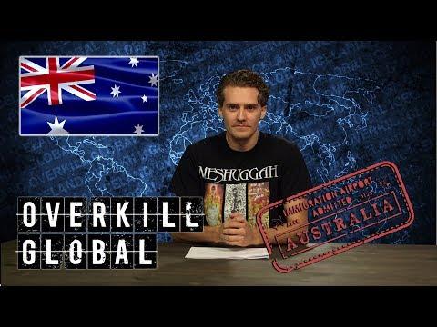 Australian Prog Metal | Overkill Global Album Reviews