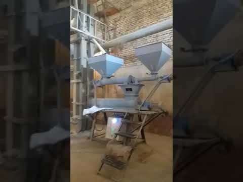 Fortified Rice Mixing Plant