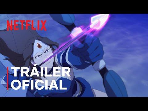 Trailer DOTA: Dragon's Blood