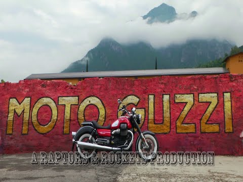 2015 Moto Guzzi Eldorado review and Galuzzi interview