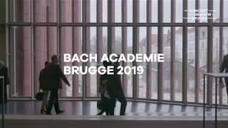 Trailer - Bach Academie Brugge 19