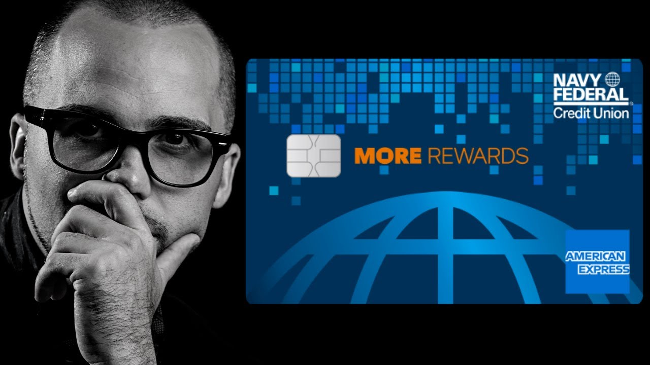 $50,000 NAVY FEDERAL More Benefits AMERICAN EXPRESS CARD! NFCU More Benefits AMEX Charge Card Evaluation thumbnail