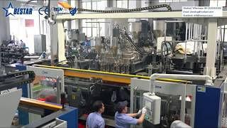 BEIER MACHINERY Blow moulding machine
