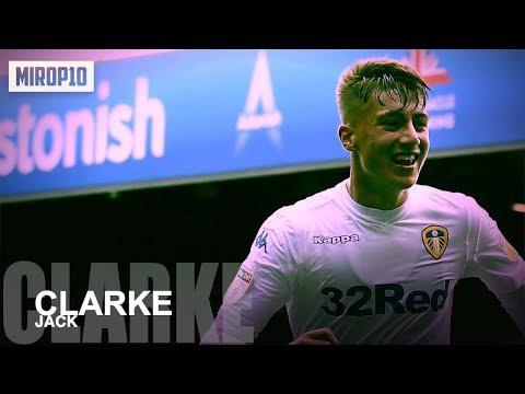 JACK CLARKE ✭ LEEDS ✭ THE DIAMOND OF YORKSHIRE ✭ Skills & Goals ✭ 2018/2019 ✭