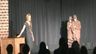 Madyson Mazzola sings Easy Street Reprise/Annie Jr.