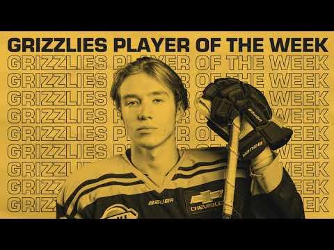 Devon de Vries | Grizzlies Player of the Week