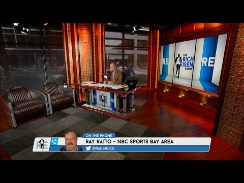 Ray Ratto of NBC Sports Bay Area Talks NFL Draft, NBA Playoffs & More - 4/24/17