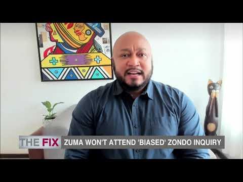 The Fix Zuma won't attend 'biased' Zondo Commission 07 Jnaury 2021 part 2