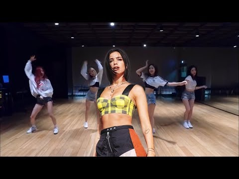 Dua Lipa & BLACKPINK - 'Kiss And Make Up'  Dance Practice F/MV