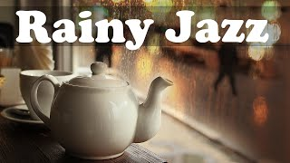 Smooth Jazz With Rain 10 Hours