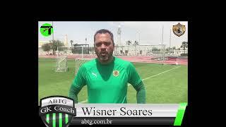 Goalkeeper Coach Wisner Soares - ABTG 2019