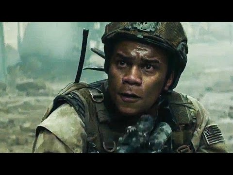 Spectral trailer 2016 netflix sci fi action movie hell s fun