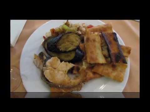 Eда в отеле Justiniano Club Park Conti 5* (Турция/Аланья). Food in the hotel