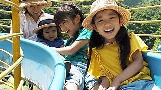 くま川ワイワイパークで遊びました(^^) 20150505