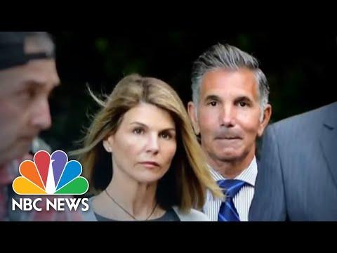 Lori Loughlin Trial Has An Official Start Date | NBC Nightly News