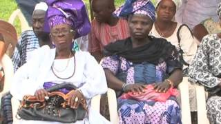 preview picture of video 'EPISODE 82 WORK IN PROGRESS TOUR OGUN EAST SENATORIAL DISTRICT'