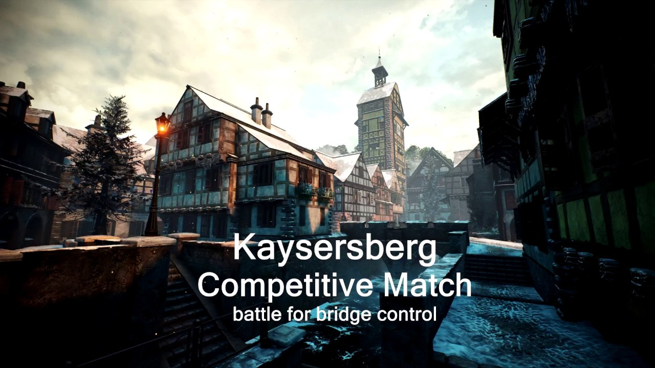 Match on Kaysersberg