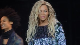 Beyonce - Why Don't You Love Me (Manchester 26.02 , Mrs. Carter Show World Tour 2014 - FRONT ROW) HD