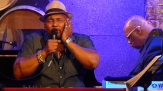 Aaron Neville -  Louisiana 1927  8-30-15 City Winery, NYC