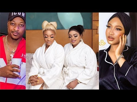 TONTO SHADES CELEBRITIES, SIGNS A 100M DEAL , MODELS FOR BOBRISKY
