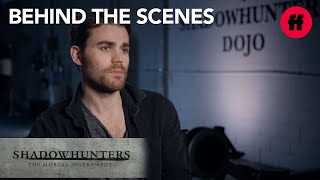 Shadowhunters | Behind the Scenes Season 2, Episode 16: Paul Esley On Directing | Freeform