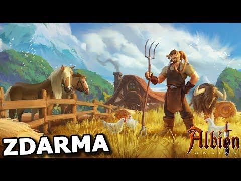 Free-to-play MMORPG je konečně tady! - Albion Online